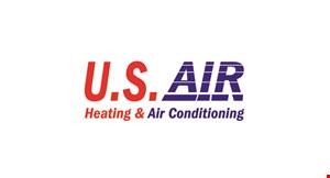 Us Air Heating & Air Conditioning logo