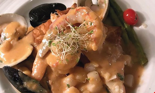 Product image for Chef Rolf's Seafood Kitchen FREE appetizer of the month with purchase of an entree.