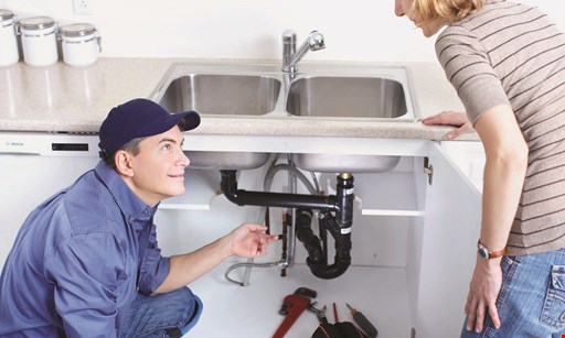 Product image for B.B. Plumbing $34 OFF any service call.