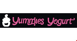 Yummies Yogurt logo