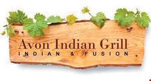 Avon Indian Grill logo