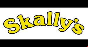 Skally's logo