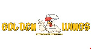 Product image for Golden Wings by Friarsgate Kitchen $10 for $20 Worth of Wings & More