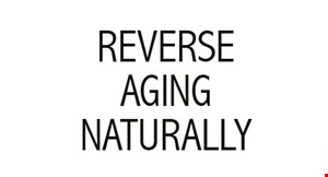 Product image for Reverse Aging Naturally $30 For A 3-Hour Body Makeover (Reg. $60)