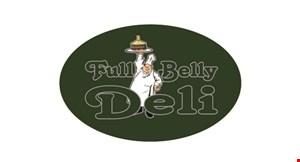 Full Belly Deli logo