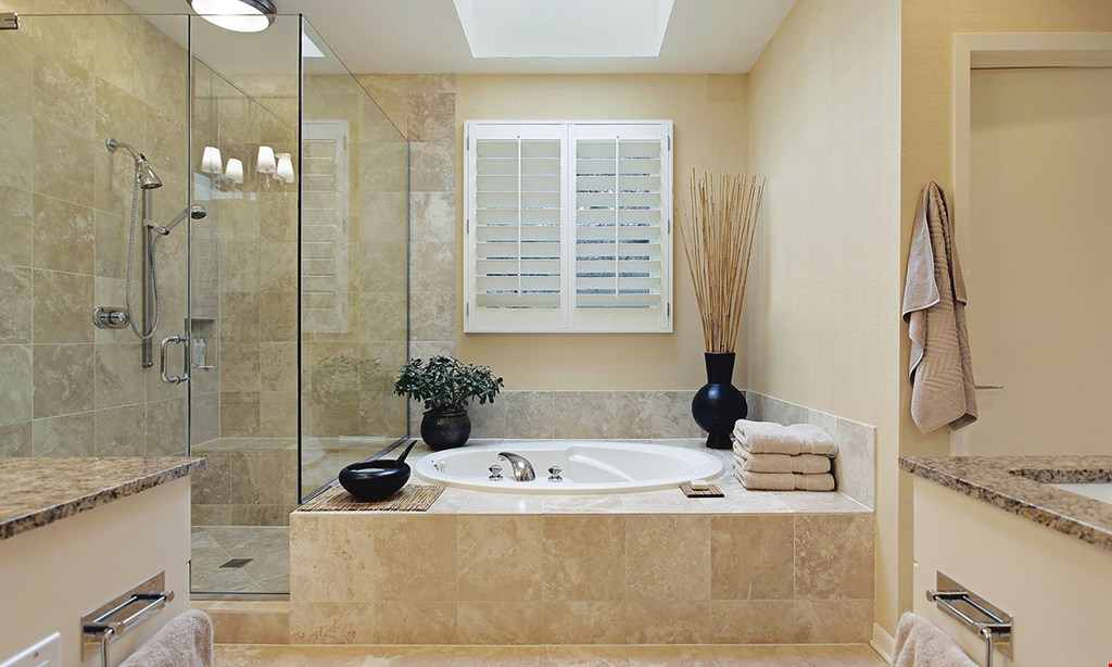 Product image for Zenith Kitchen And Bath UP TO $3000 OFF Full Bathroom Remodel.
