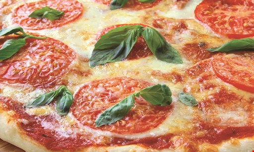 """Product image for Clancy's Pizza Pub $10 Reg 12"""" 2-topping Super 18"""" 1-topping."""