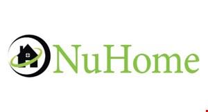 Nu Home Exteriors logo