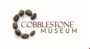 Cobblestone Museum logo