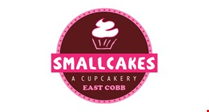 Product image for SmallCakes - East Cobb $19 For 1 Dozen Gourmet Cupcakes (Reg. $38)
