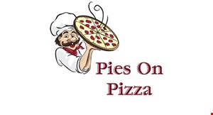 Product image for Pies On Pizza & Pasta $12.50 For $25 Worth Of Italian Cuisine