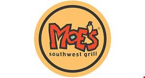 Moe's Southwest Grill/Greenvale logo