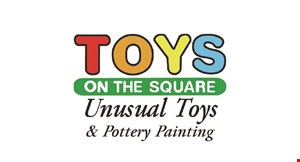 Toys On The Square logo