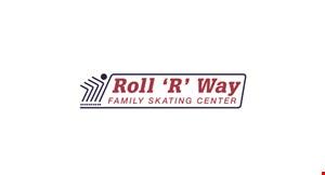 Roll 'R' Way Family Skating Center logo