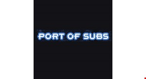 Port Of Subs logo