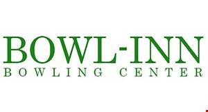 Bowl Inn Bowling Center logo