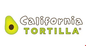 Product image for California Tortilla $5 OFF $20 Or $10 off $40