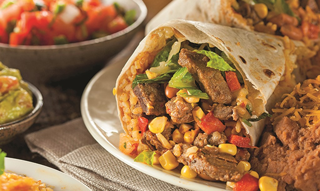 Product image for California Tortilla Buy one entree, get one free.
