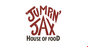 Jumpin Jax House Of Foods- Beach logo