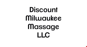 Product image for Discount Milwaukee Massage LLC. $37.50 For A 1-Hour Relaxation Or Deep Tissue Massage (Reg. $75)