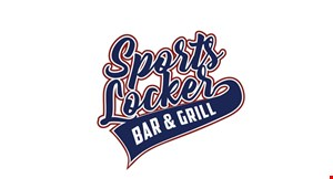 Product image for Sports Locker Bar & Grill $15 For $30 Worth Of Casual Dining