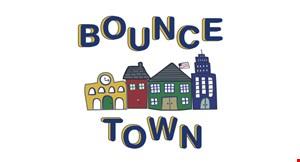 Bounce Town logo