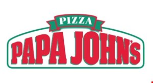 Product image for Papa John's $14.99 any large pizza & order of garlic knots