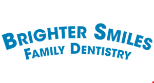 Product image for Brighter Smiles Family Dentistry $59 Special