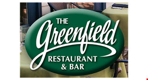 The Greenfield Restaurant logo