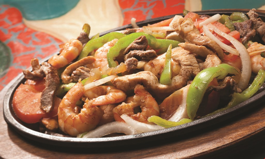 Product image for Rancheros Cocina Mexicana $7 OFF dinner of $40 or more of food purchase.