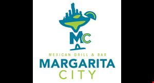 Margarita City Mexican Grill & Bar logo