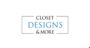 Closet Designs & More logo