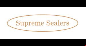 Supreme Sealers logo