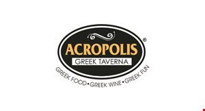 Acropolis Greek Taverna - Sarasota logo