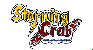 Product image for Storming Crab Syracuse $15 For $30 Worth Of Seafood Dining