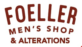 Foeller Men's Shop & Alterations logo