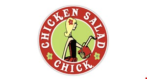 Product image for Chicken Salad Chick- Knoxville $5 OFF any purchase of $25 or more