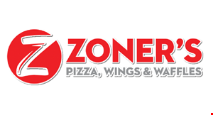 Zoner's Pizza logo
