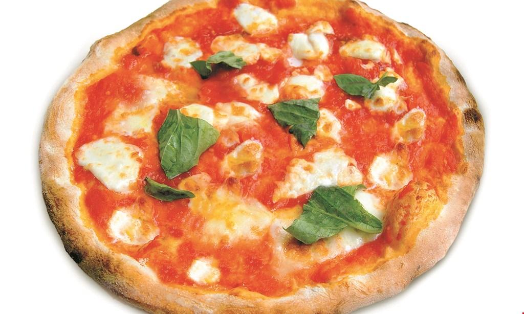 Product image for Moretti's Ristorante & Pizzeria - Chicago FREE 12 inch thin crust cheese pizza