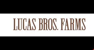 Lucas Bros. Farms logo