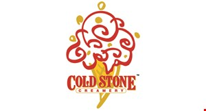 Product image for Cold Stone Creamery 20% off any purchase.