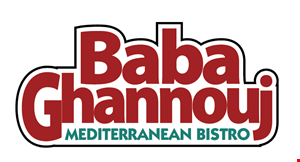 Product image for Baba Ghannouj $1 OFF Any Pita Wrap Combo