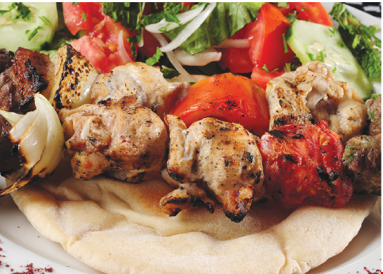 Product image for Baba Ghannouj 1/2 OFF Up to $5 Off Buy 1st Platter regular price, receive 2nd platter up to $5 off.