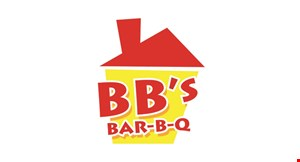 Product image for BB's BAR-B-Q $15 For $30 Worth Of Casual Dining