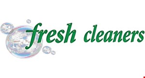 Fresh Cleaners logo