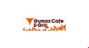 Gumax Cafe & Grill logo