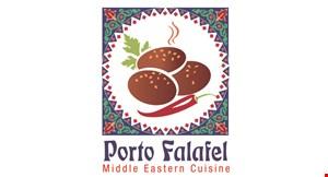 Porto Falafel logo