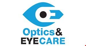 Optics & Eyecare logo