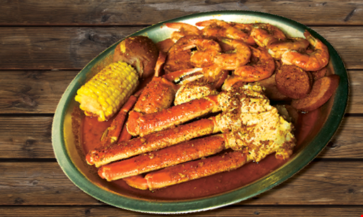 Product image for Pier 88 1/2 off low country boil buy one low country boil, get 2nd one half off! Dine-in only. Not valid toward alcohol.