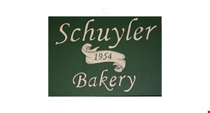 Schuyler Bakery logo